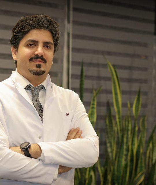 دکتر سید ستار دارابی